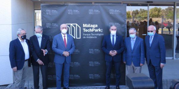 Presentación Málaga TechPark