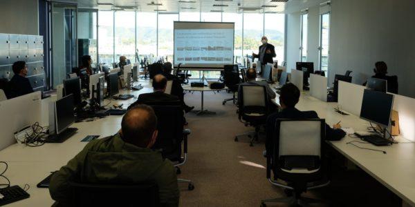 Reunión Cluster Aeroespacial Malaga TechPark